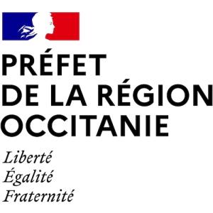 Prefet région Occitanie logo