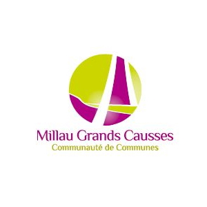 Millau grands causses logo