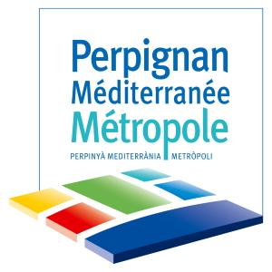 perpignan mediterranee metropole logo