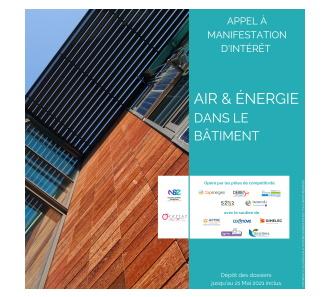 AMI Air & énergie dans le bâtiment