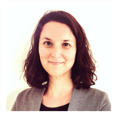 Caroline Plaza - Directrice Innovation Pôle DERBI