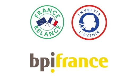 AAP financé par BPI France,. Dispositifs PIA et France Relance