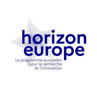 Horizon Europe logo