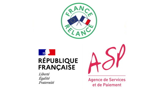 France relance / ASP