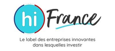 hi france label logo